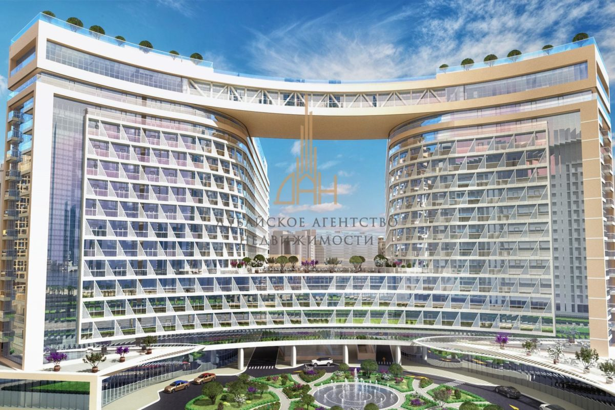 Отельные апартаменты с 1 спальней в Seven Hotels с гарантией 10% годовых