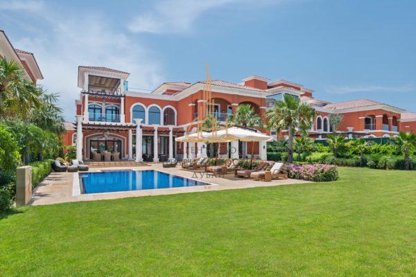 Вилла «РУБИН» на Palm Jumeirah