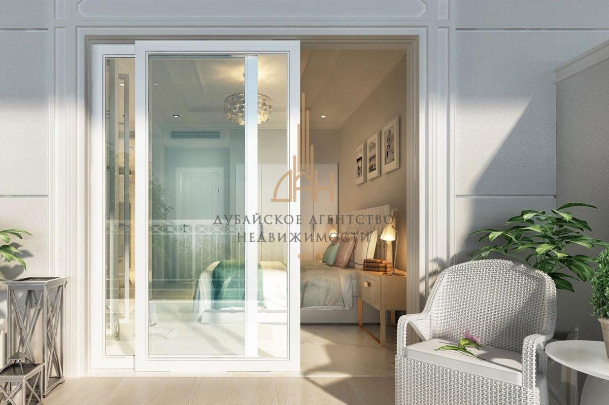 Апартаменты с 2 спальнями в Арджан с гарантированным доходом 8% в год