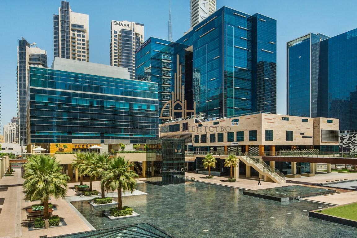 Меблированные апартаменты с 1 спальней в районе Бизнес-Бэй (Дубай)