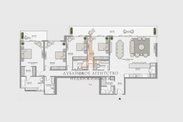 Апартаменты и пентхаусы La Vie (JBR). Жизнь у пляжа
