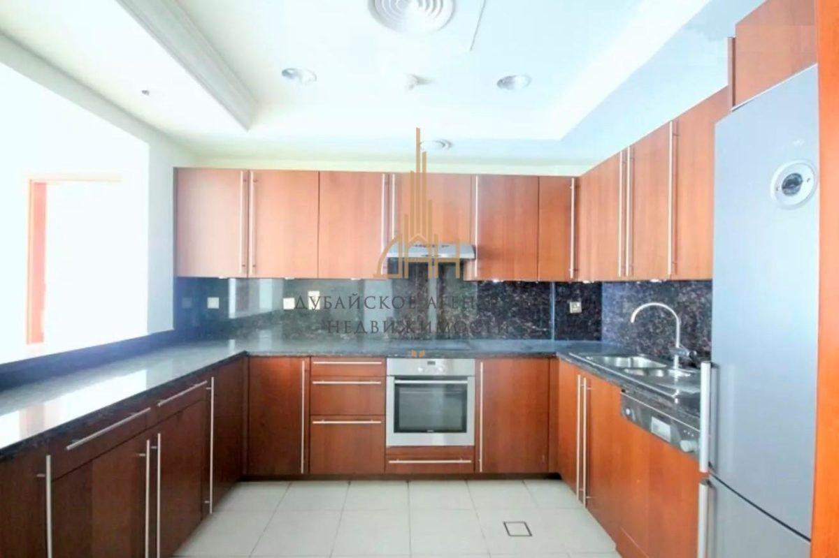Апартаменты с 2 спальнями без мебели в Fairmont Palm Residences (Дубай)