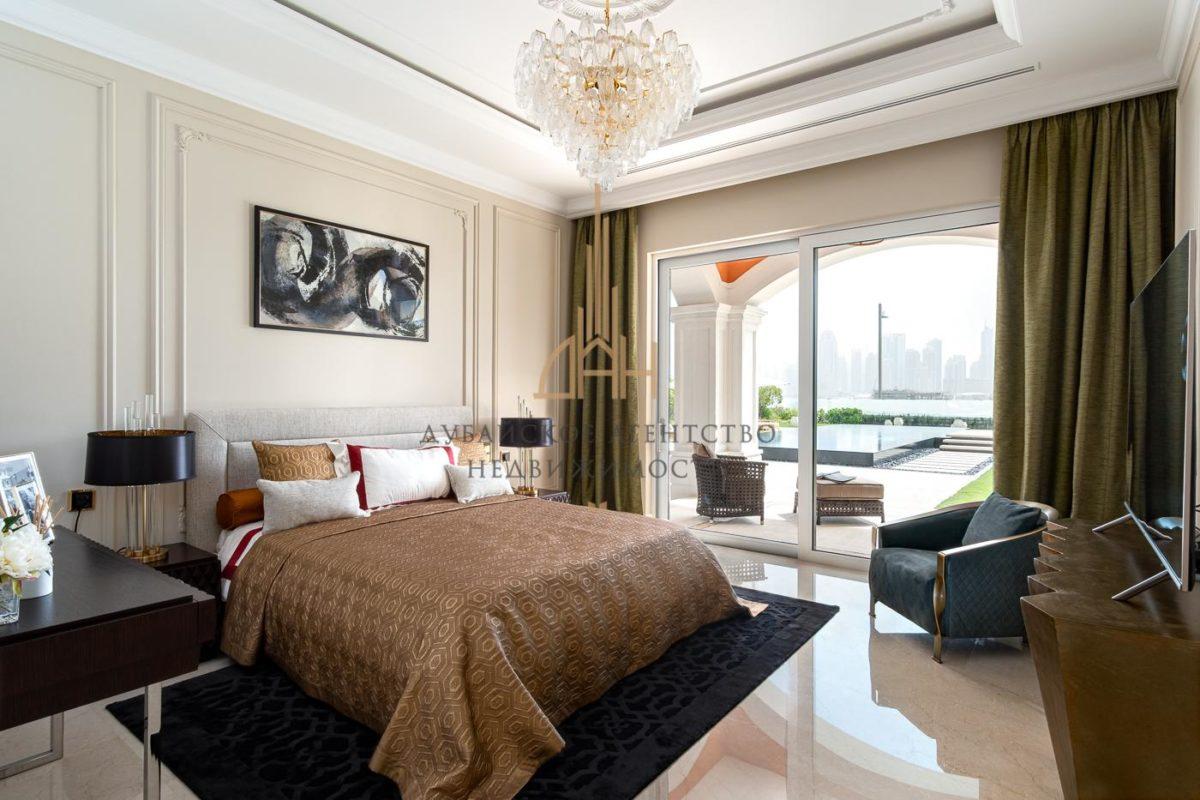 Вилла «ИЗУМРУД» на Palm Jumeirah