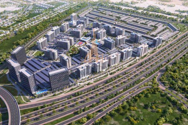 Квартира-студия в MAG City с рассрочкой (Dubai)
