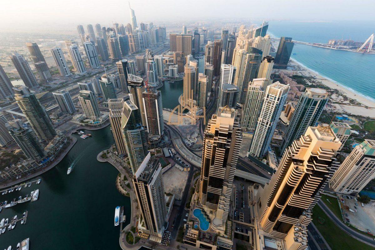 (Русский) Azizi видит торможение продаж недвижимости в Дубае в начале 2021 года