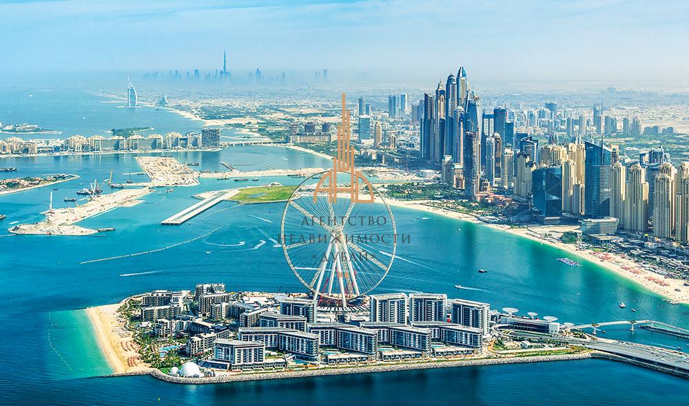 Дубай самый выгодный рынок недвижимости для инвесторов