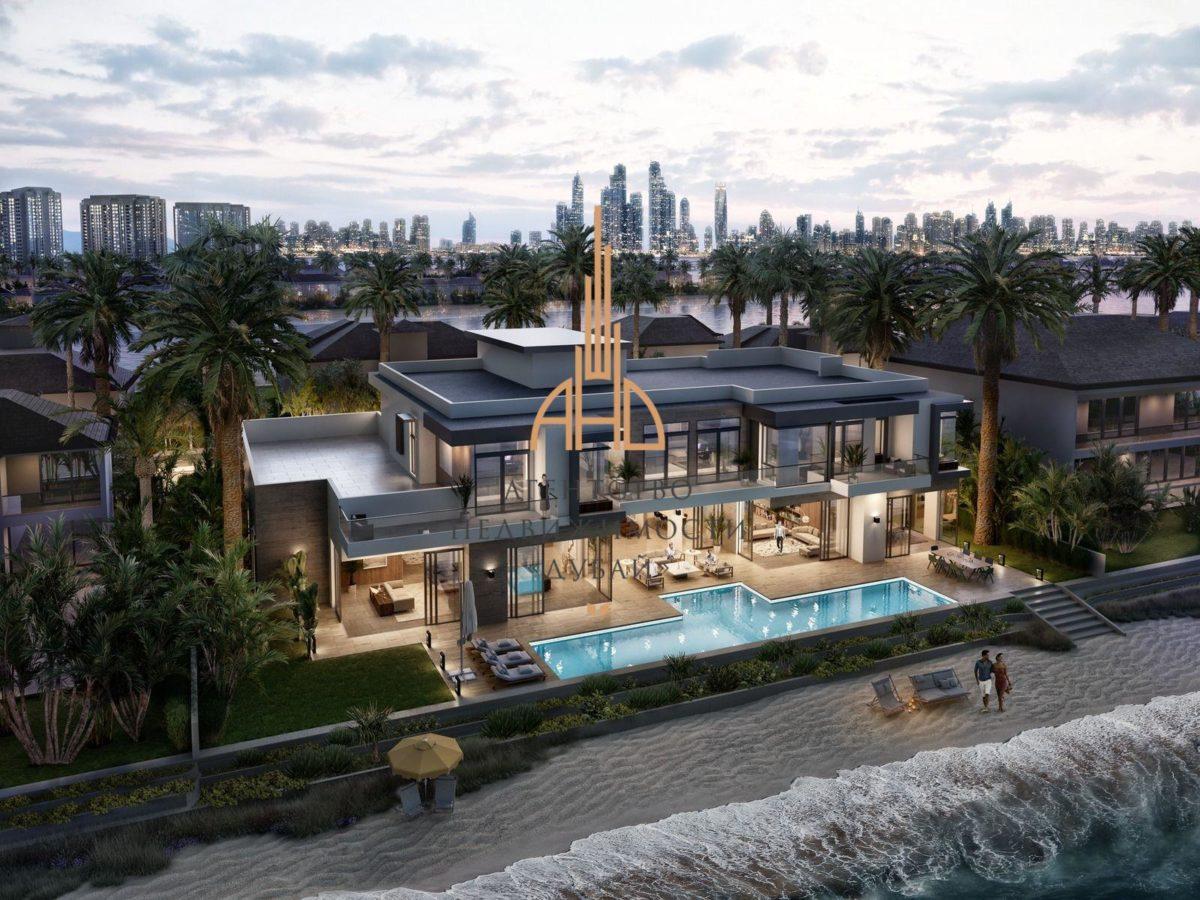 Аренда виллы от 37 000 до 85 000 дирхамов в ОАЭ, лучшее предложение