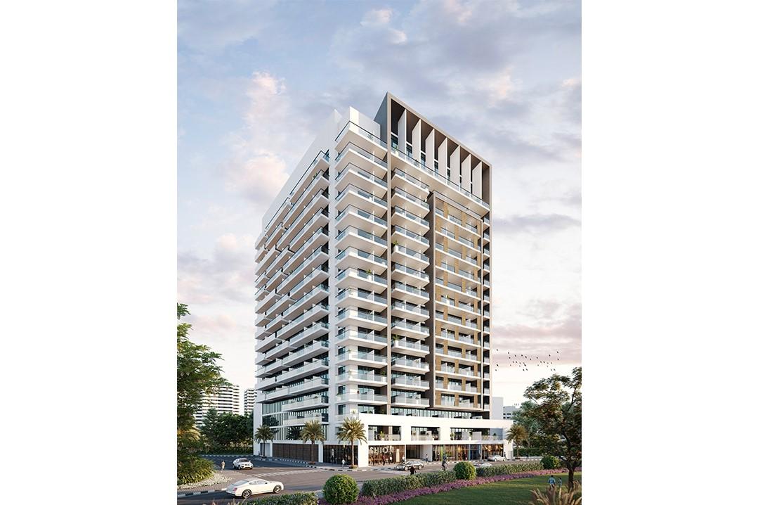 Апартаменты в жилом комплексе ALEXIS TOWER (Дубай)