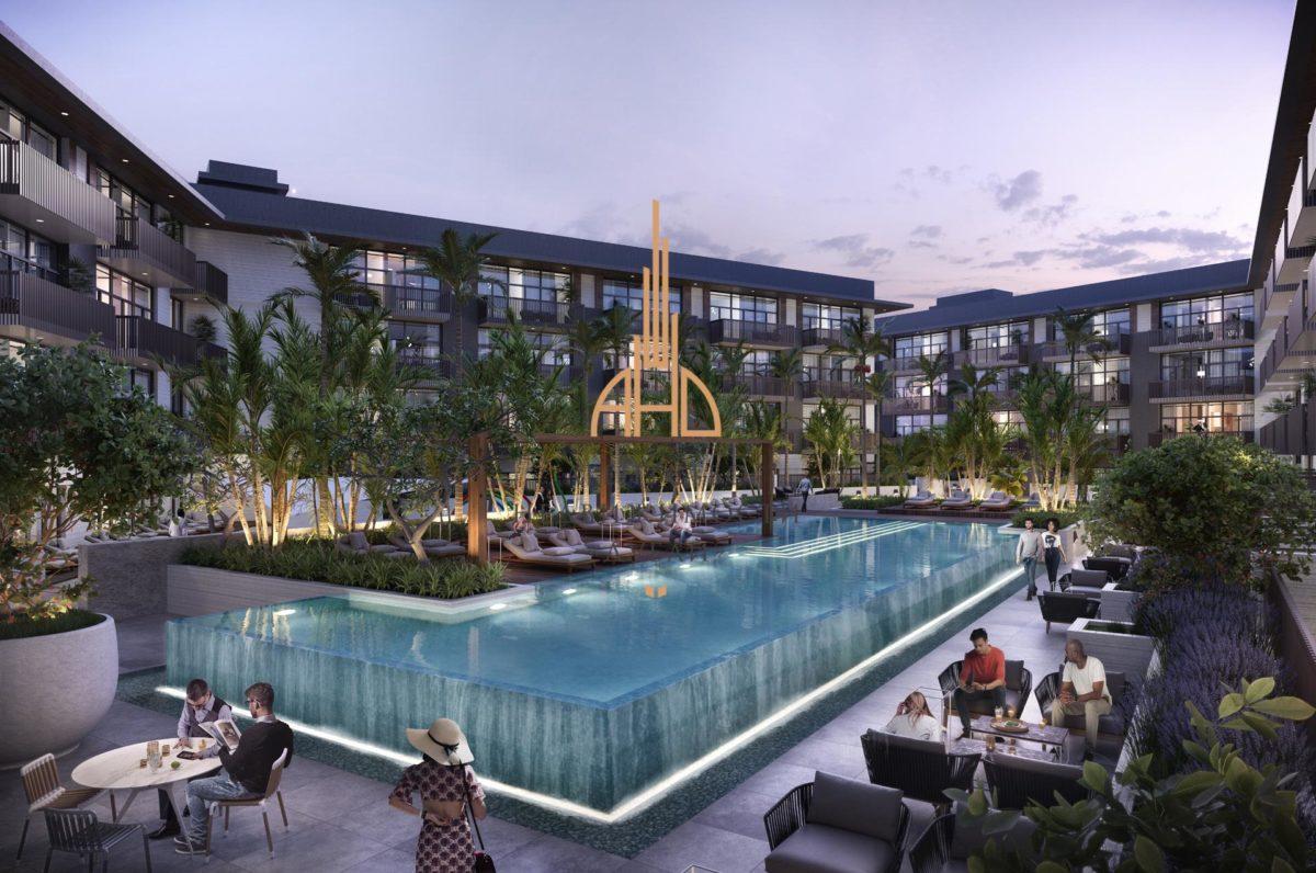 (Русский) Апартаменты с 1 спальней и гостиной в новом центре Дубая – Belgravia 3  | Дубай