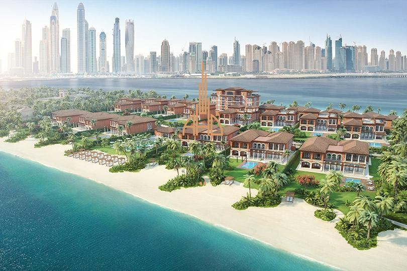 Застройщики обращают внимание, что все больше богатых людей хотят купить дома в ОАЭ