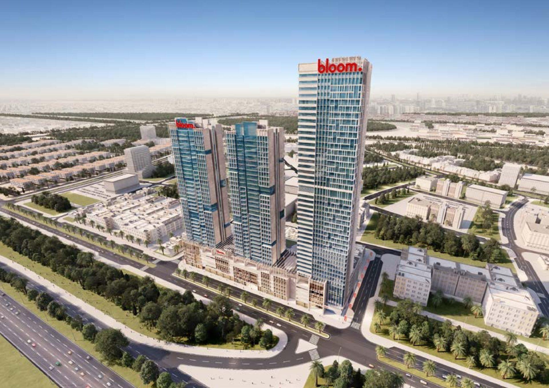 Готовые апартаменты с 2 спальнями и гостиной с рассрочкой на 4 года | Jumeirah Village Circle