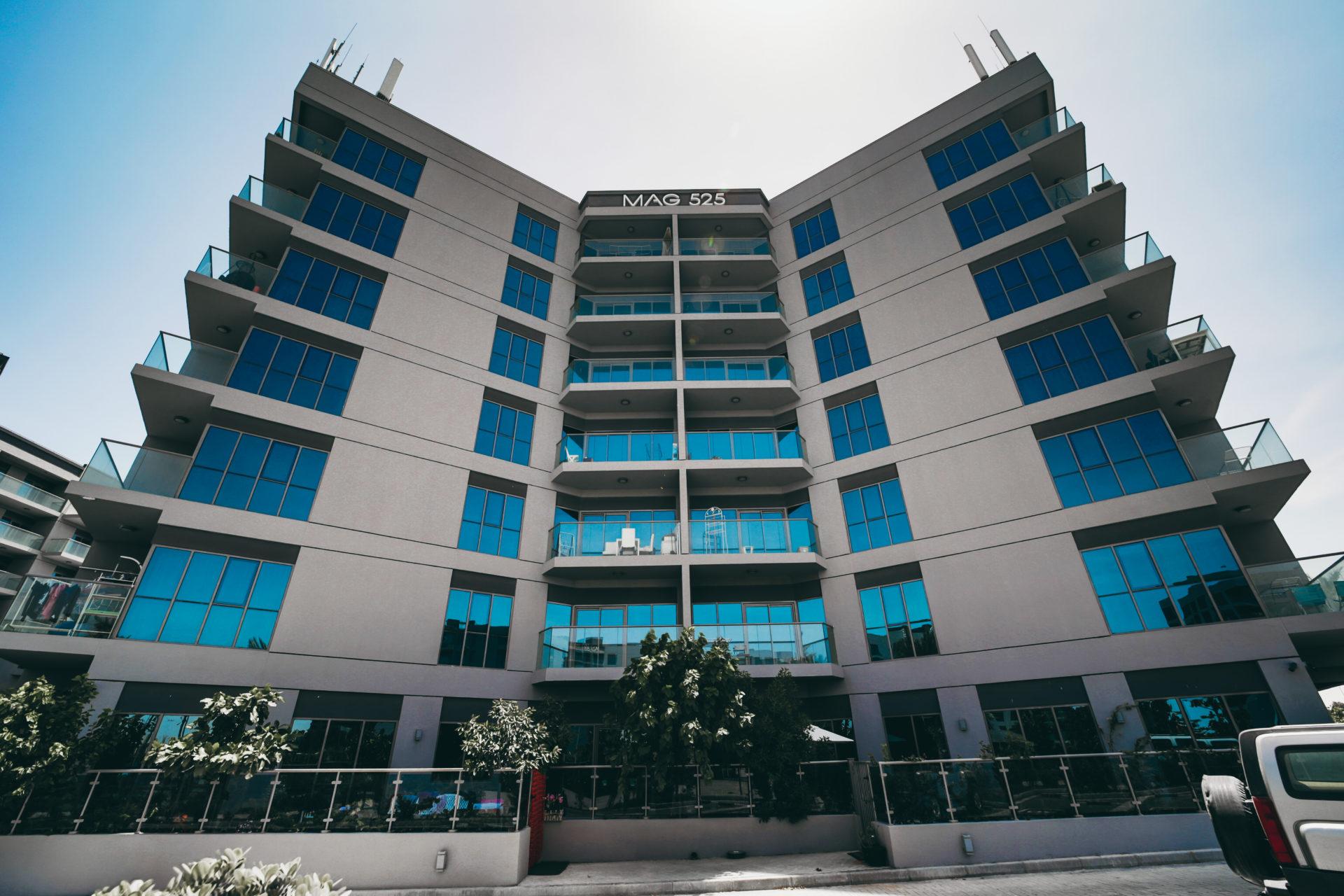 Квартира с 1 спальней и гостиной в MAG 5 Dubai South | EXPO 2020