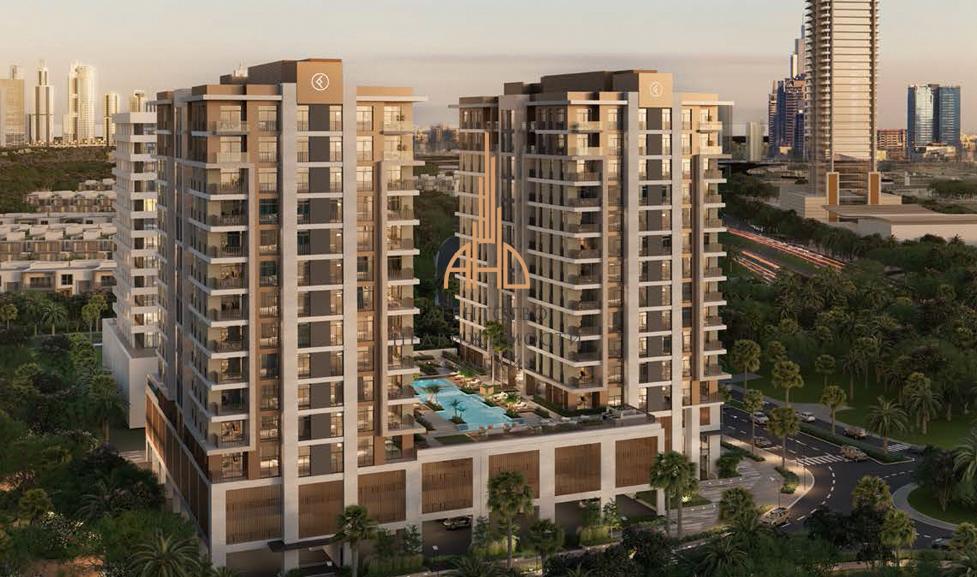 Дубай занял второе место в мире по объемам премиальной недвижимости
