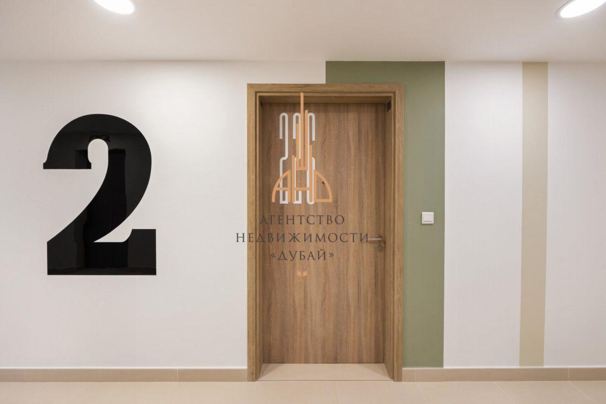Готовая квартира-студия в UNA с рассрочкой на 3 года | Town Square
