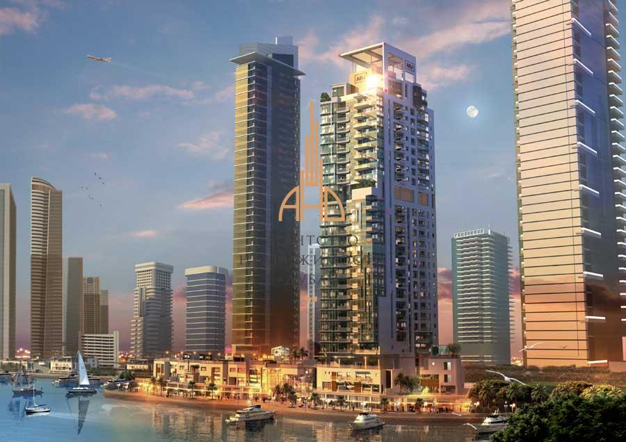 (Русский) Компания застройщик Alef Group запускает жилой комплекс AL MAMSHA EDGE