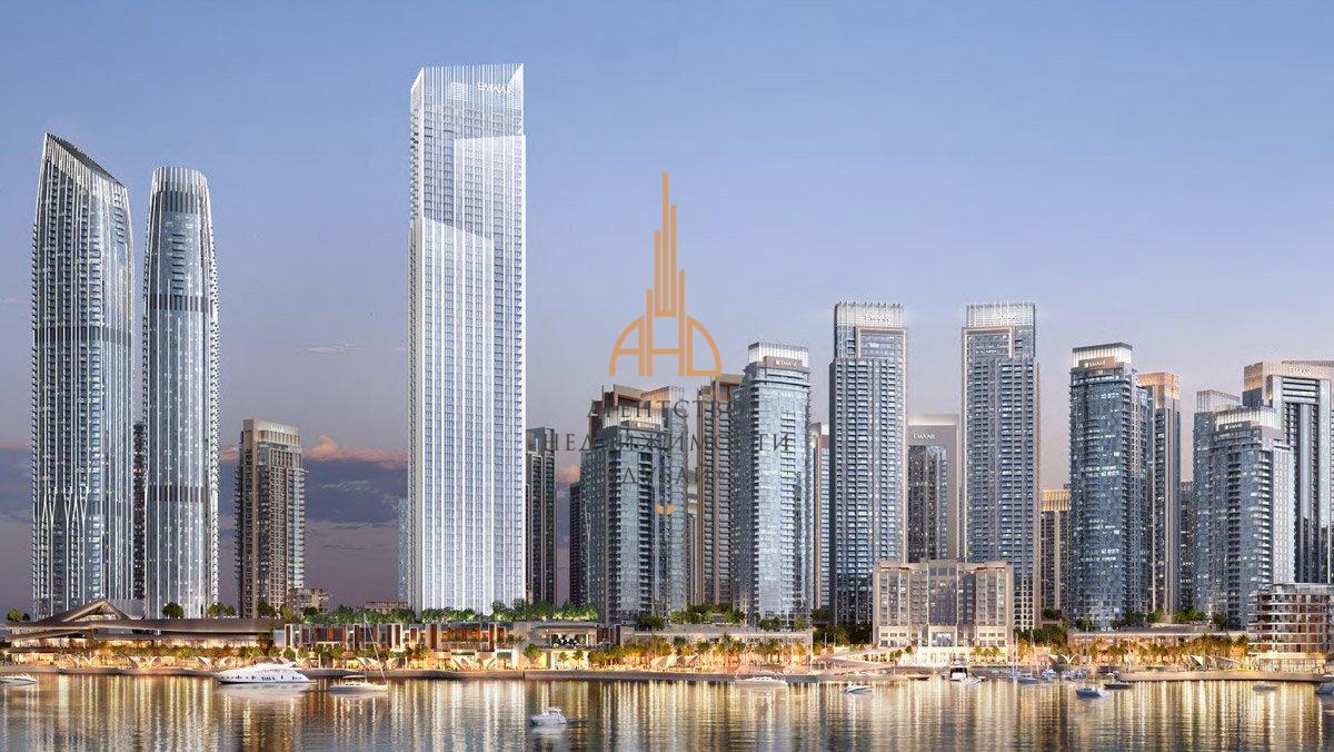 «ВЕРТИКАЛЬНЫЙ» город новый проект в Дубае