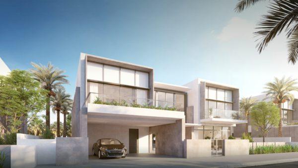 (Русский) Вилла с 5 спальнями и гостиной в Golf Place II | Dubai Hills Estate