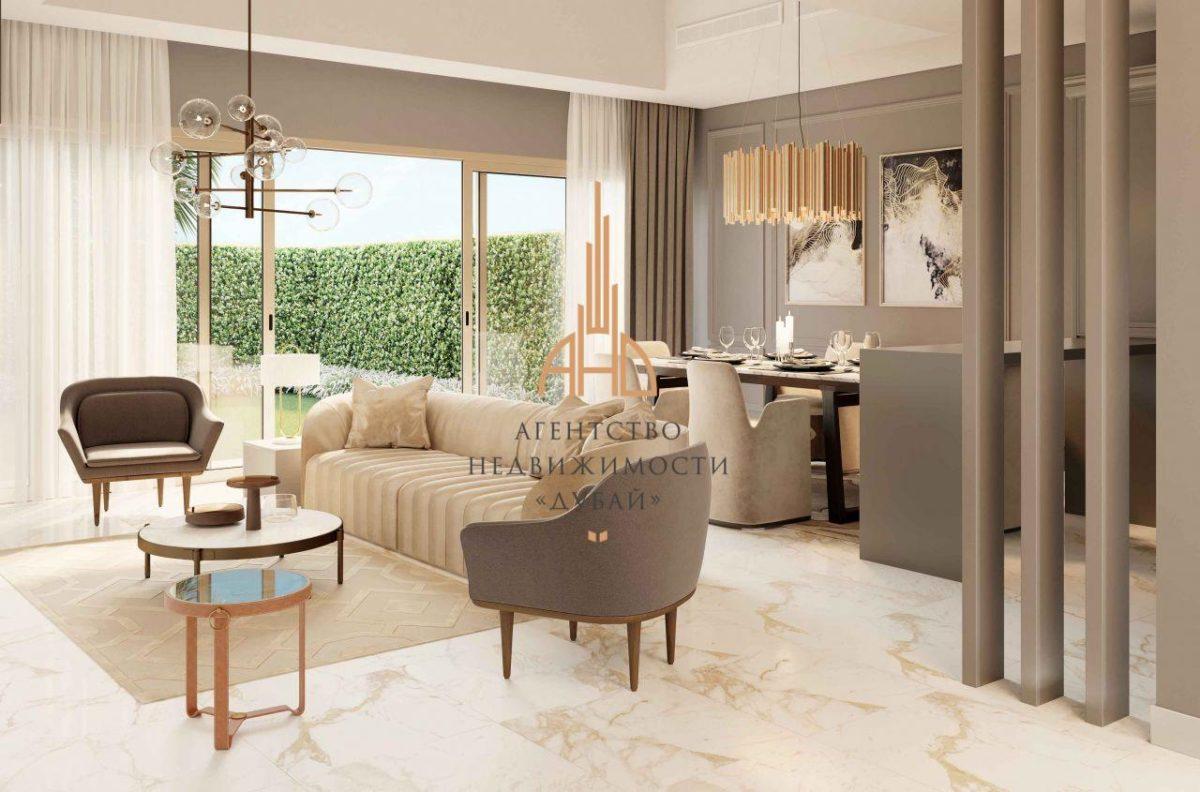 Таунхаус с 2 спальнями в MAG City с рассрочкой | Dubai