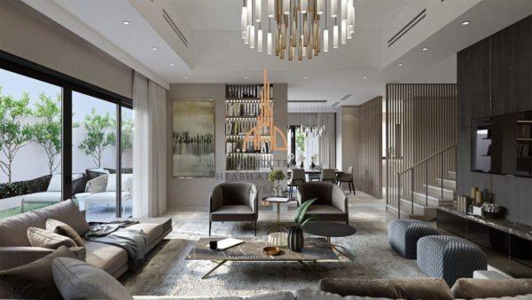 Таунхаус с 3 спальнями в MAG City с рассрочкой | Dubai