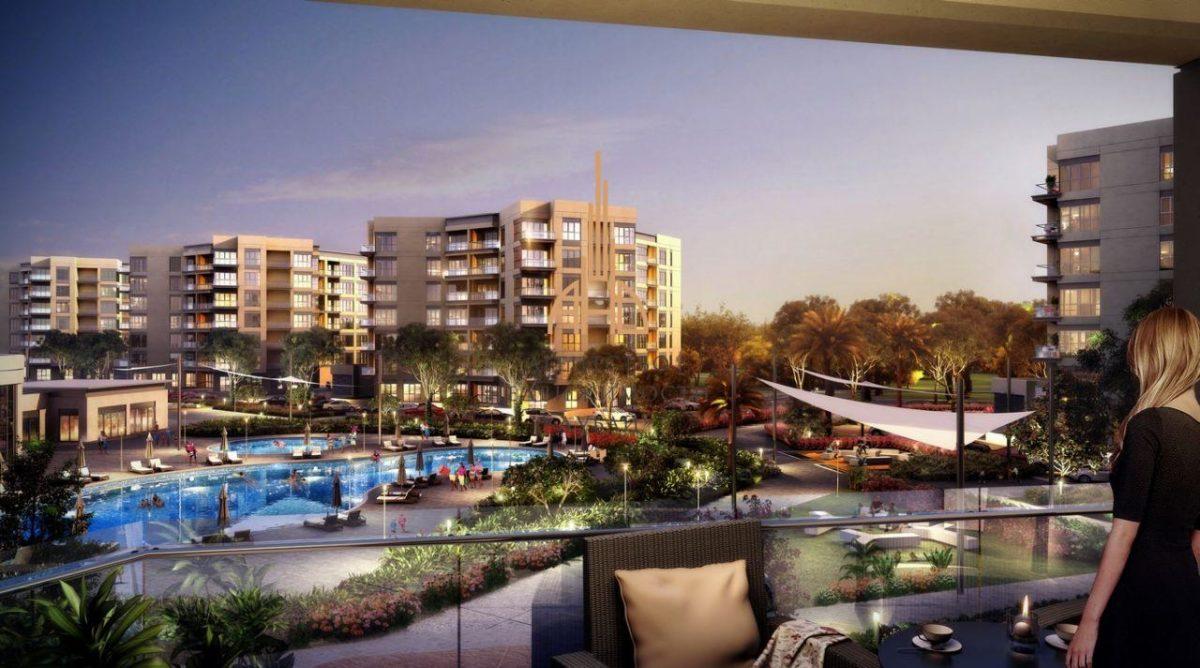 (Русский) Квартира с 2 спальнями и гостиной в MAG 5 Dubai South | EXPO 2020