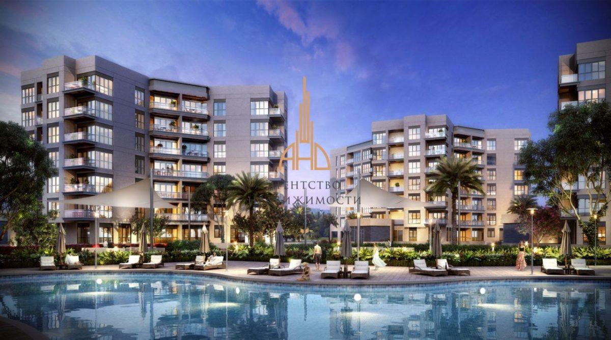 (Русский) Квартира-студия в MAG 5 Dubai South | EXPO 2020
