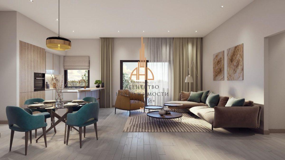 Квартира с 1 спальней и 1 гостиной в Pantheon Elysee II с рассрочкой на 5 лет   Jumeirah Village Circle