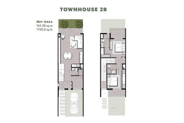 Таунхаус с 2 спальнями в MAG City с рассрочкой   Dubai