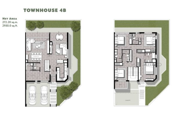 Таунхаус с 4 спальнями в MAG City с рассрочкой | Dubai