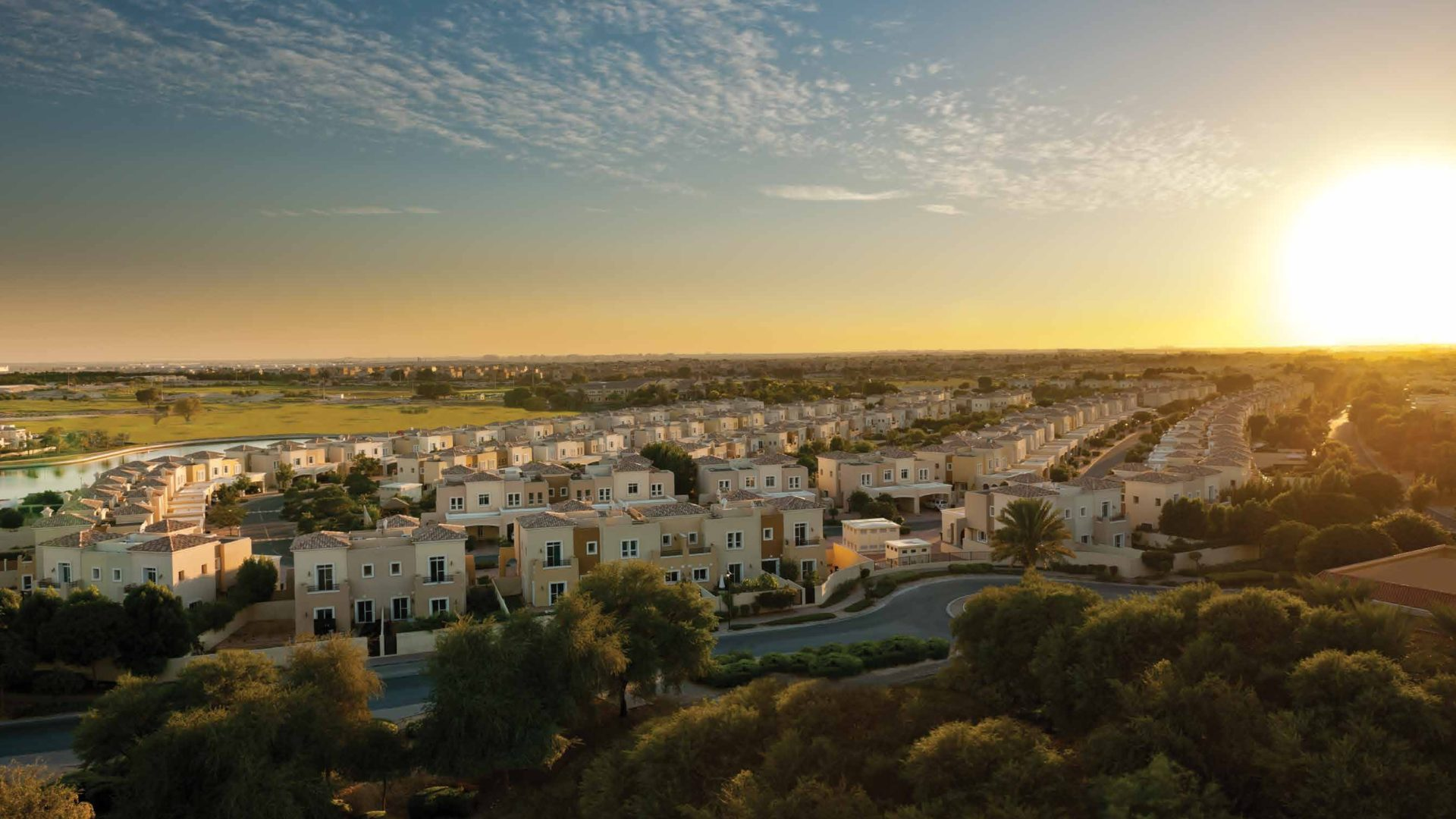 Таунхаус с 3 спальнями в Reem Community | Arabian Ranches II