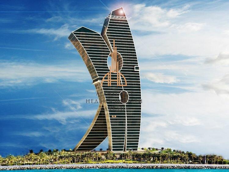 В Дубае построят небоскреб, похожий на прищепку