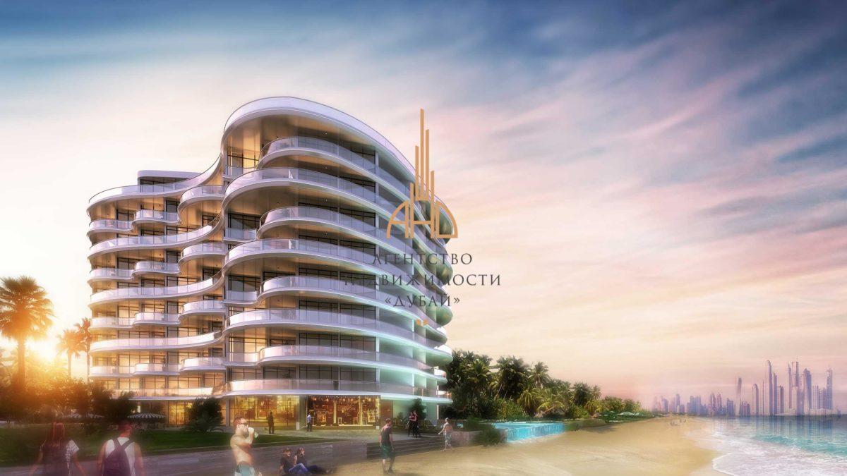 Azizi Developments завершил строительство комплекса Mina