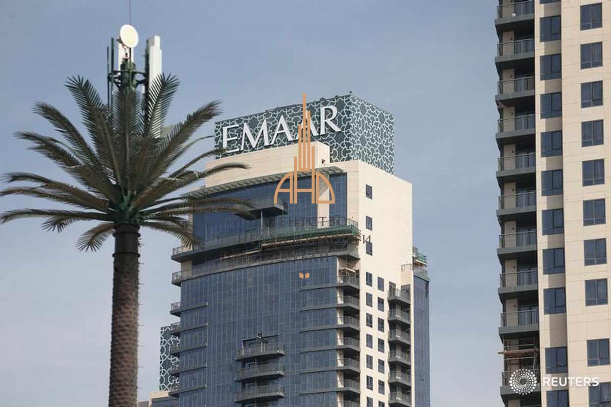 (Русский) В 2021 году Emaar построит 6000 единиц недвижимости
