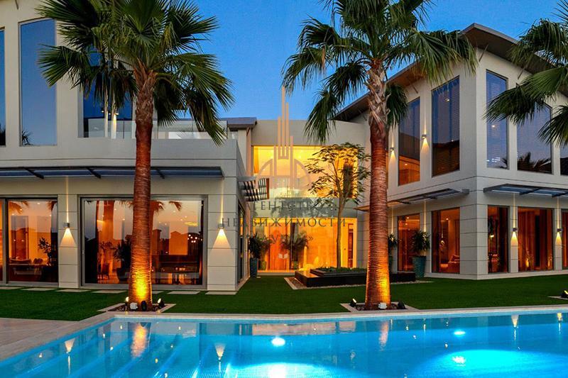 Супер-элитные виллы на Palm Jumeirah в Дубае выставлены на продажу