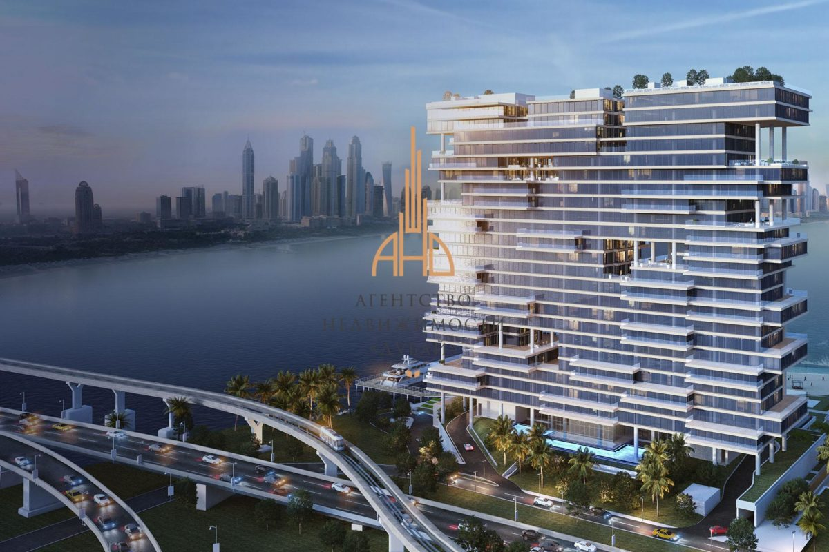 (Русский) Продана самая дорогая вилла Дубая в 2021 году