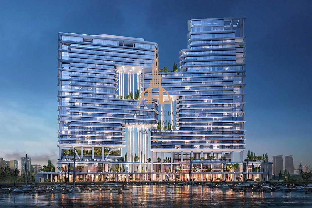 (Русский) Близится к завершению строительство комплекса Тhe Residences Dorchester Collection Dubai
