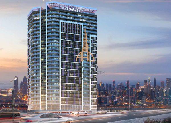 Апартаменты с гостиной и 1 спальней в Zada (Damac)| Дубай