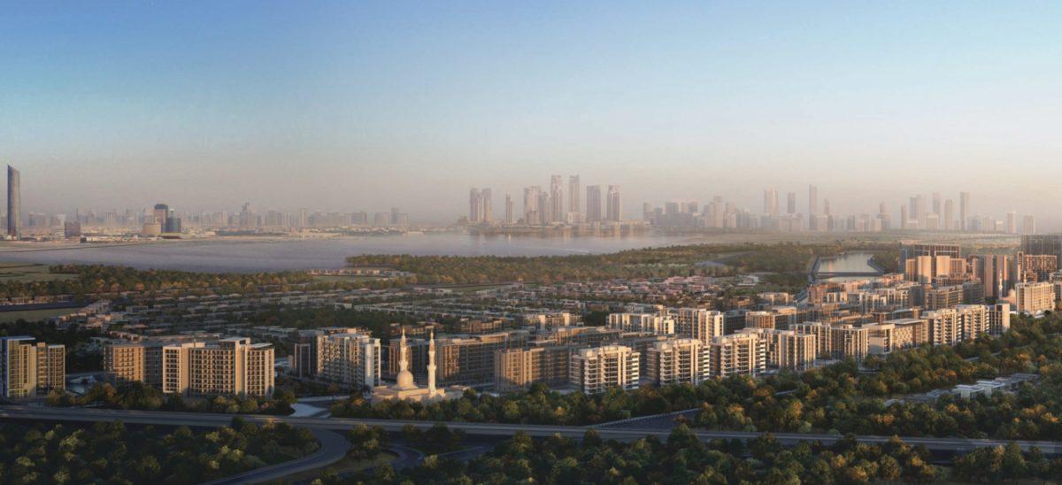 Квартира-студия в Azizi Riviera в новом центре Дубая — Meydan | Дубай