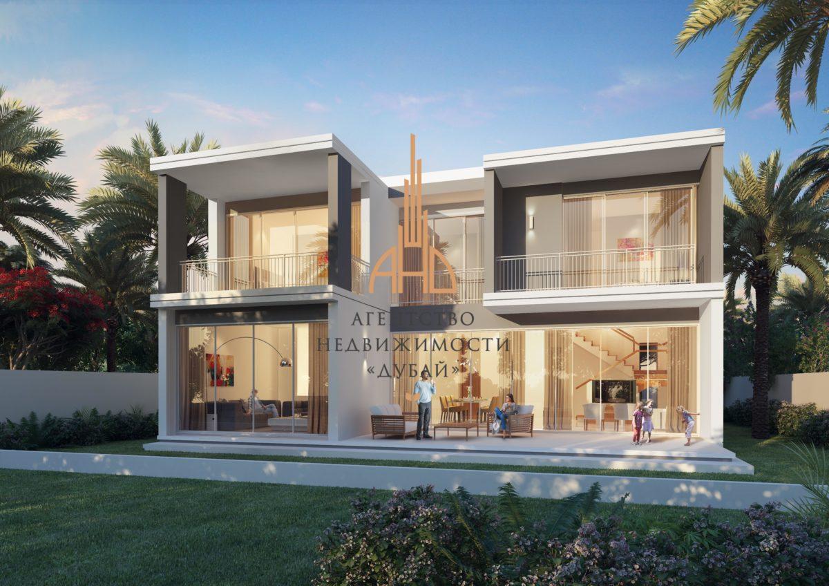 Вилла с гостиной и 5 спальнями в SIDRA (EMAAR DUBAI HILLS ESTATE) | Дубай