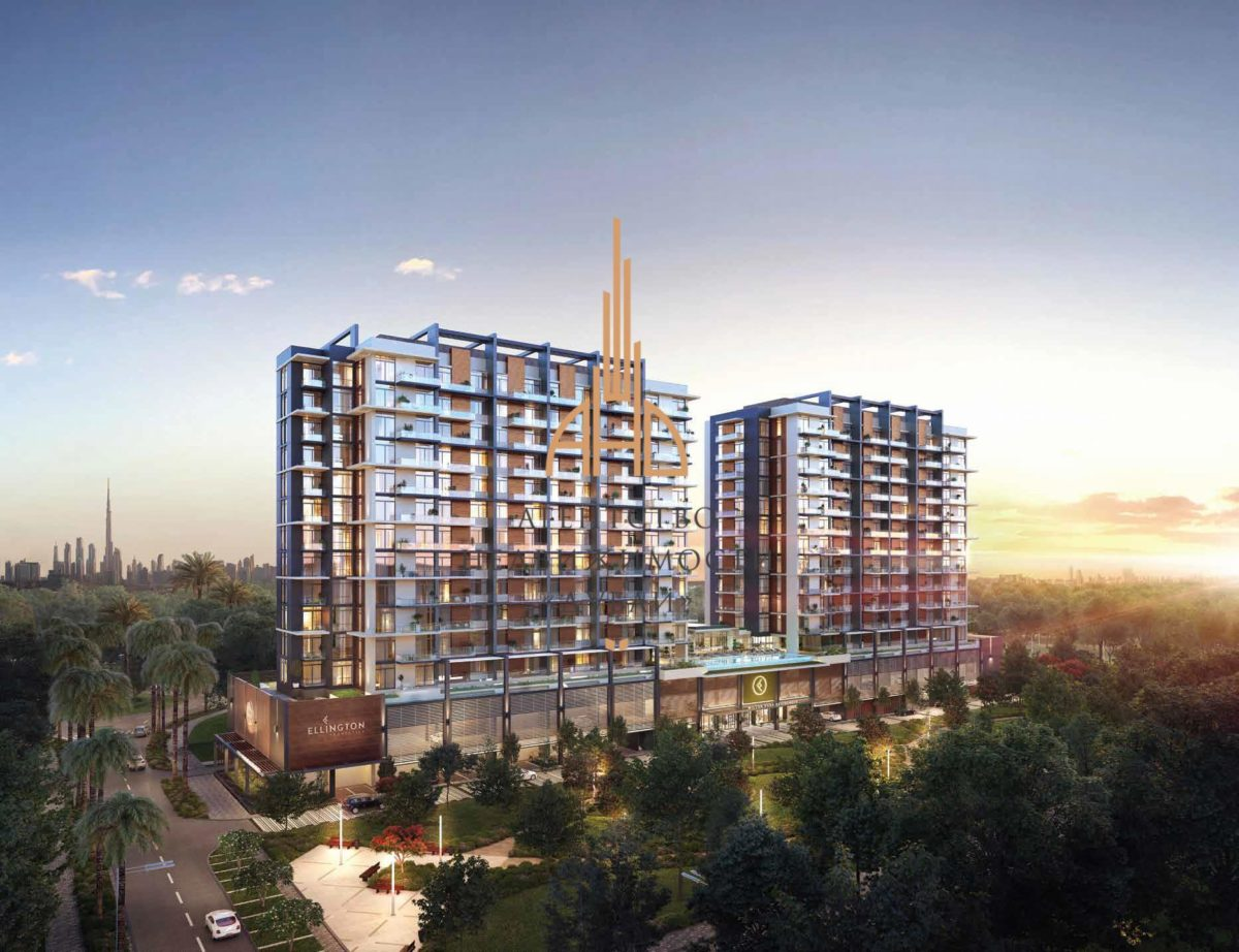Апартаменты — Студия в Wilton Park Residences (Ellington Properties)  Дубай