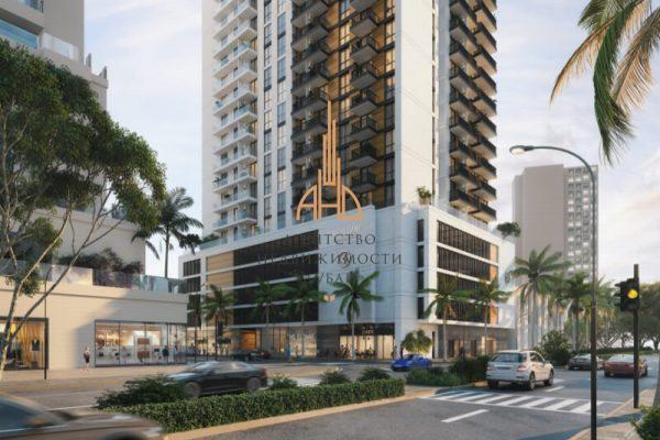 (Русский) Апартаменты с 2 спальнями и гостиной в The Sloane by BELGRAVIA HEIGHTS | Jumeirah Village Circle