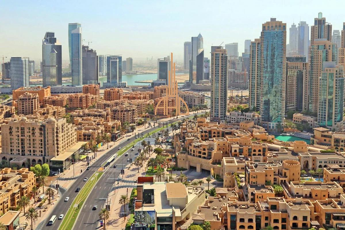 Купи недвижимость в Дубае — получи ВНЖ