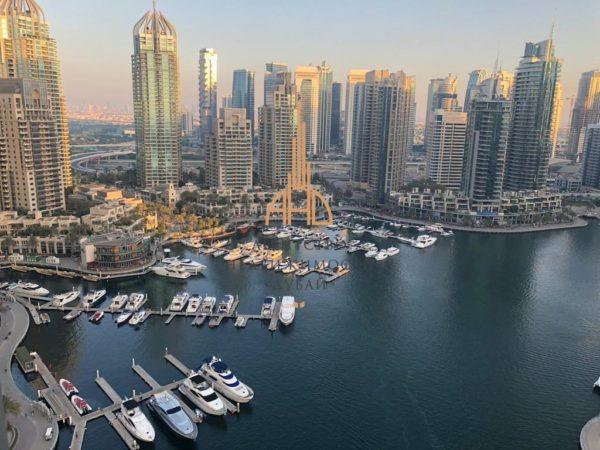 Апартаменты с 2 спальнями и гостиной в Cayan Tower (Dubai Marina) (вторичное жилье) | Дубай