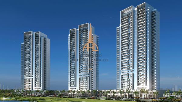 Квартира-студия в Bellavista (DAMAC Hills) | Дубай