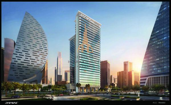 Квартира-студия в Merano Tower (Business Bay) | Дубай