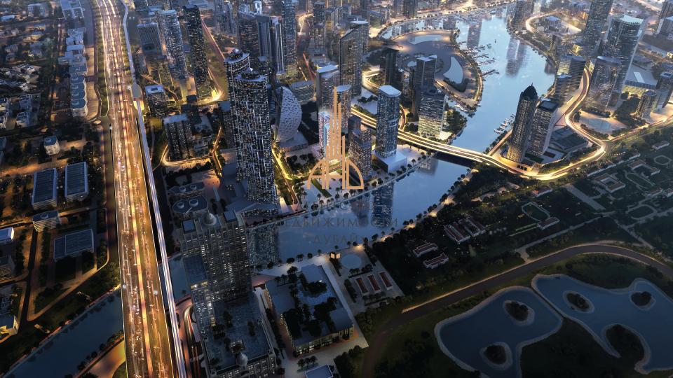 Абу-Даби, Дубай арендная плата падает в этих района.