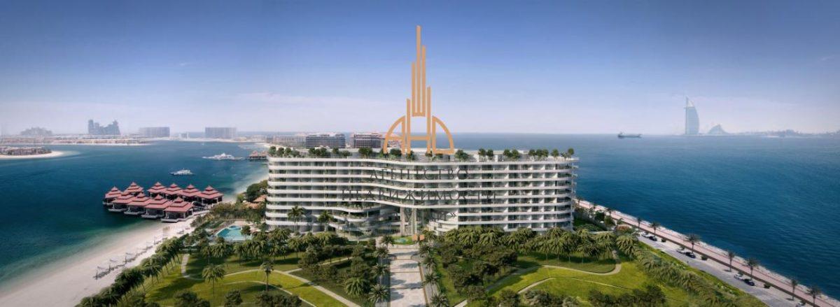 Апартаменты с 1 спальней и гостиной в MINA AZIZI | The Palm Jumeirah