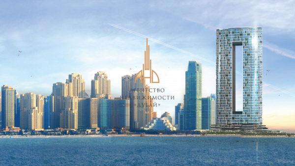 (Русский) Аренда 2-х комнатной квартиры в | Address JBR Resort + Spa | ОАЭ, Дубай.