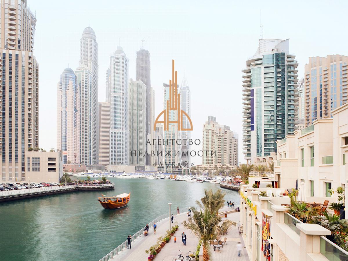 За неделю в Дубае было продано недвижимости за 2 миллиарда долларов