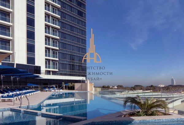Жилой комплекс Palm View – один из самых популярных среди покупателей