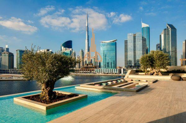 В Дубае наблюдается самый высокий рост арендной платы за элитное жилье